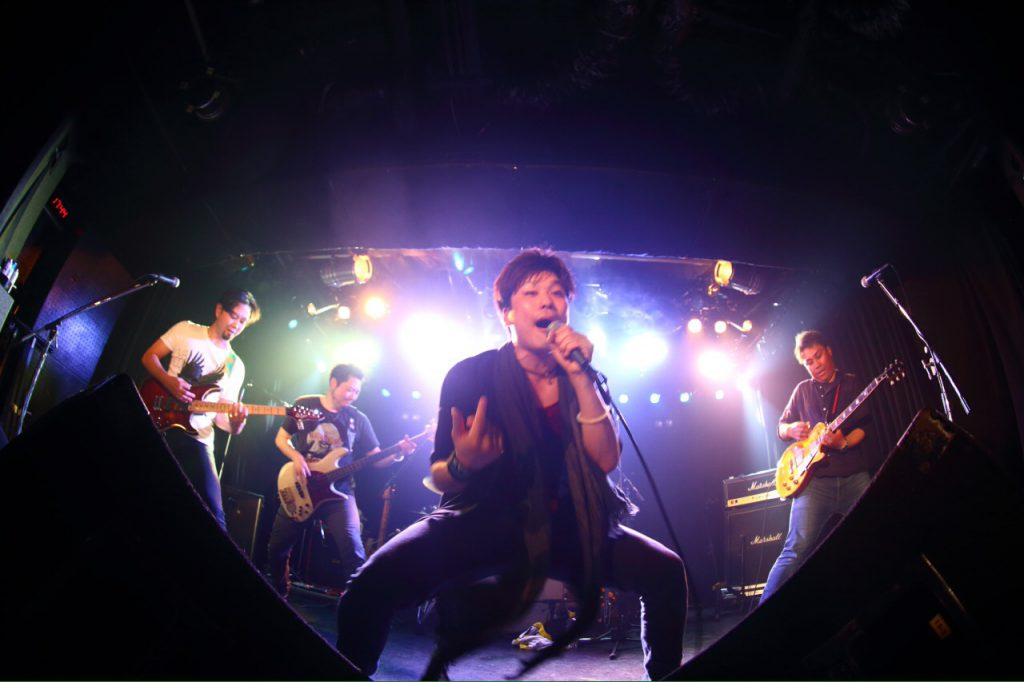 BAND_Air充