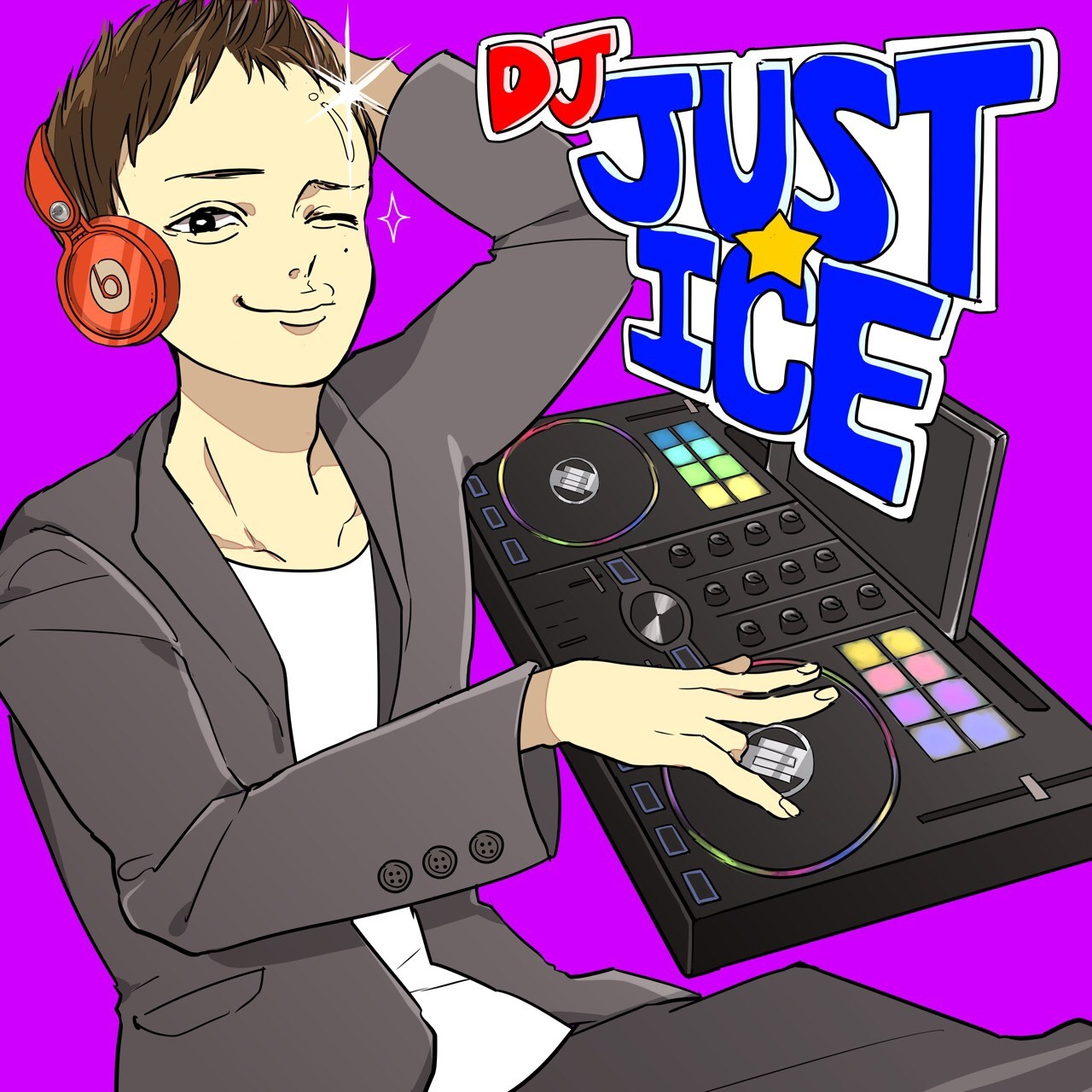 DJ_JUST☆ICE