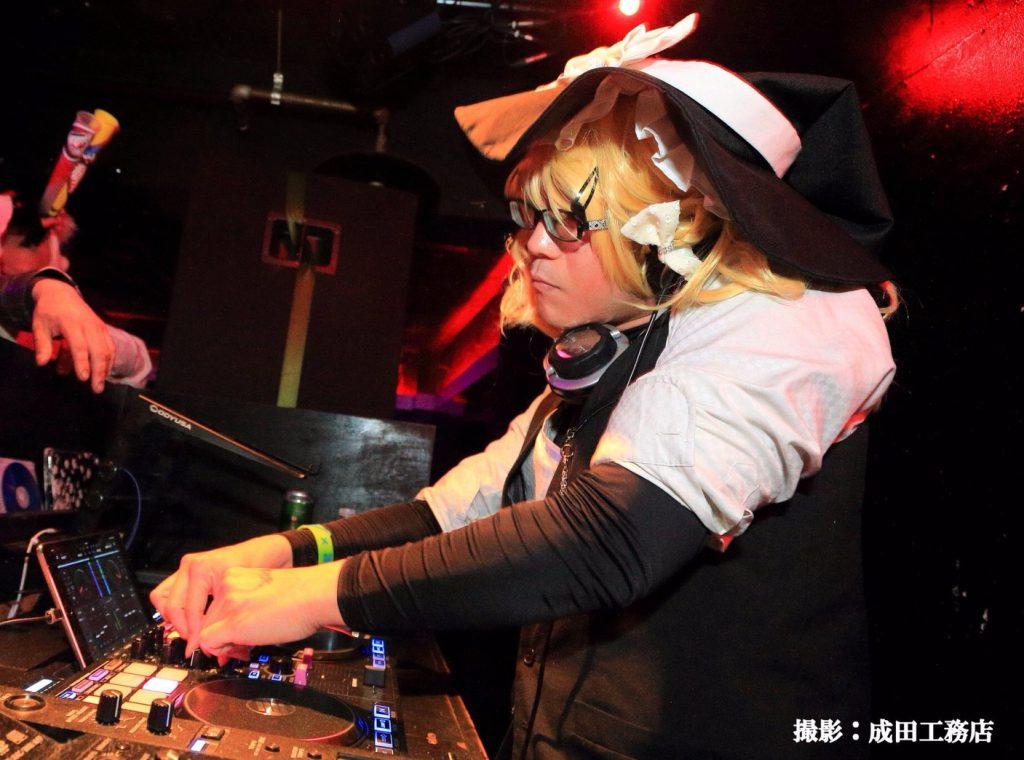 DJ_千華留a.k.a.香澄