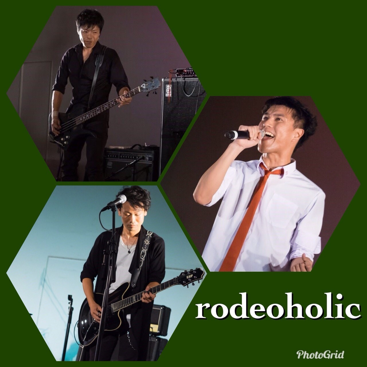 BAND rodeoholic