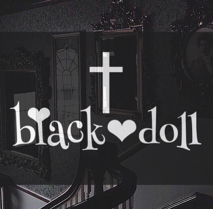 black♥doll