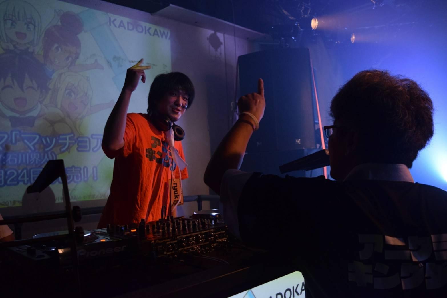 DJ りゅこ